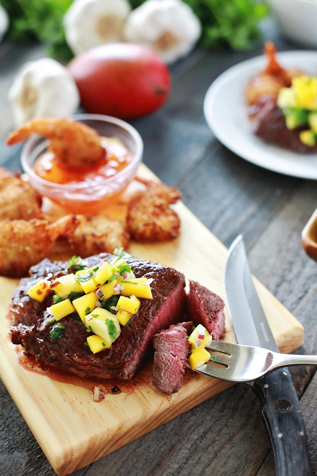 Surf and Turf: Best Steak Recipe ever!!!