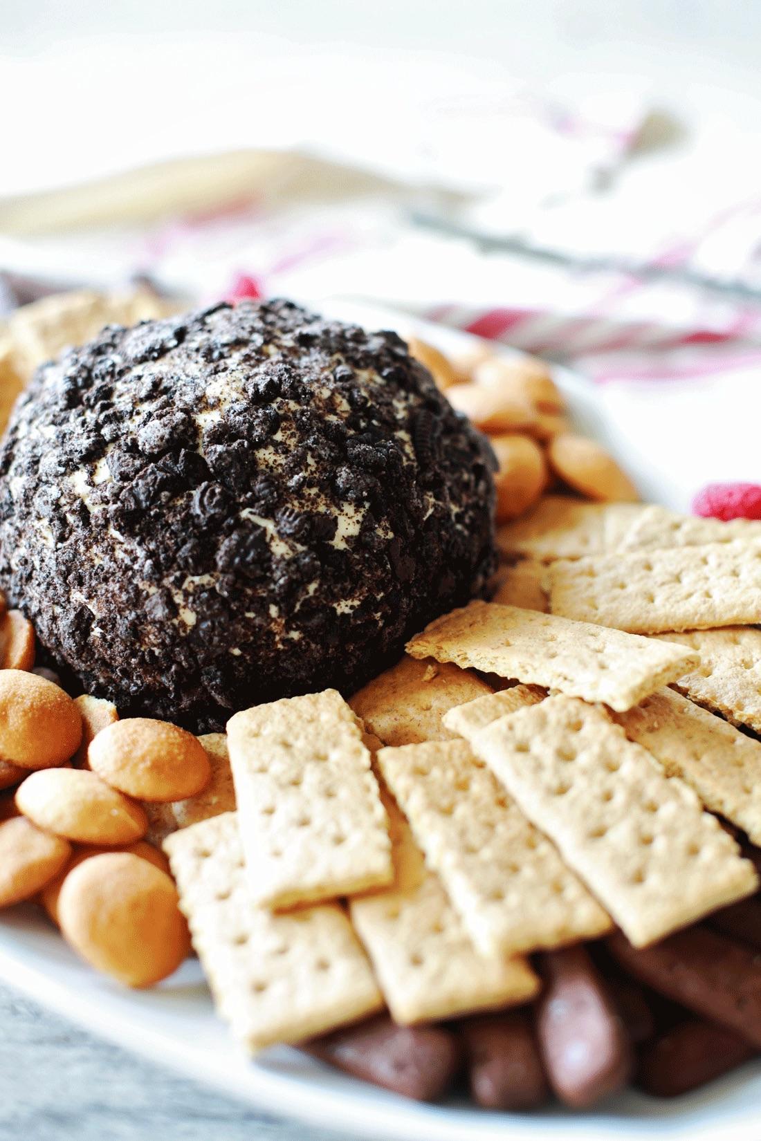 Dessert Cheese Ball Recipe