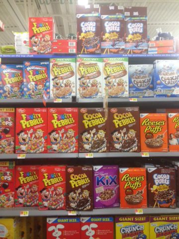 Post cereals rock this world!