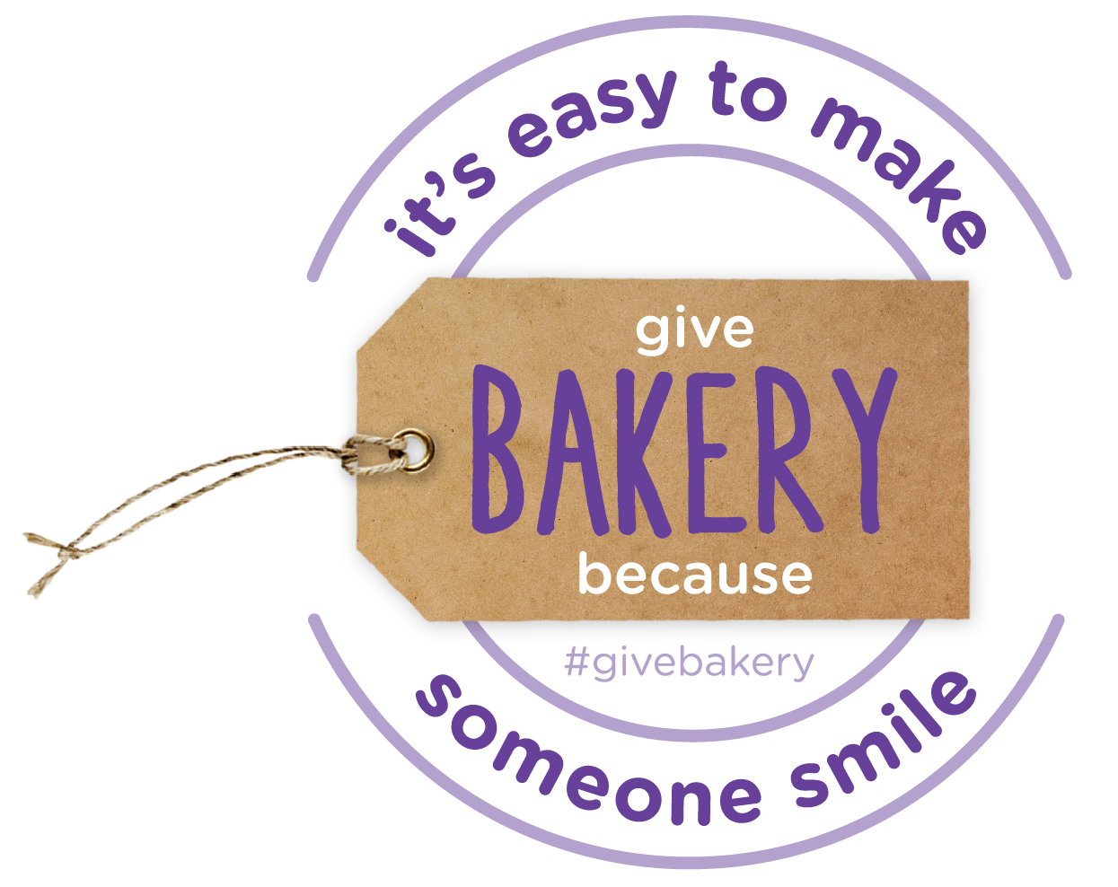 Fun collaboration between Give Bakery Because and Flirting with Flavor