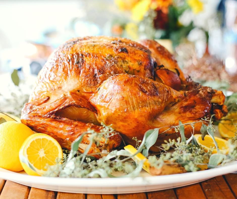 Super easy instructions and best tasting turkey ever! Orange Spiced Turkey recipe