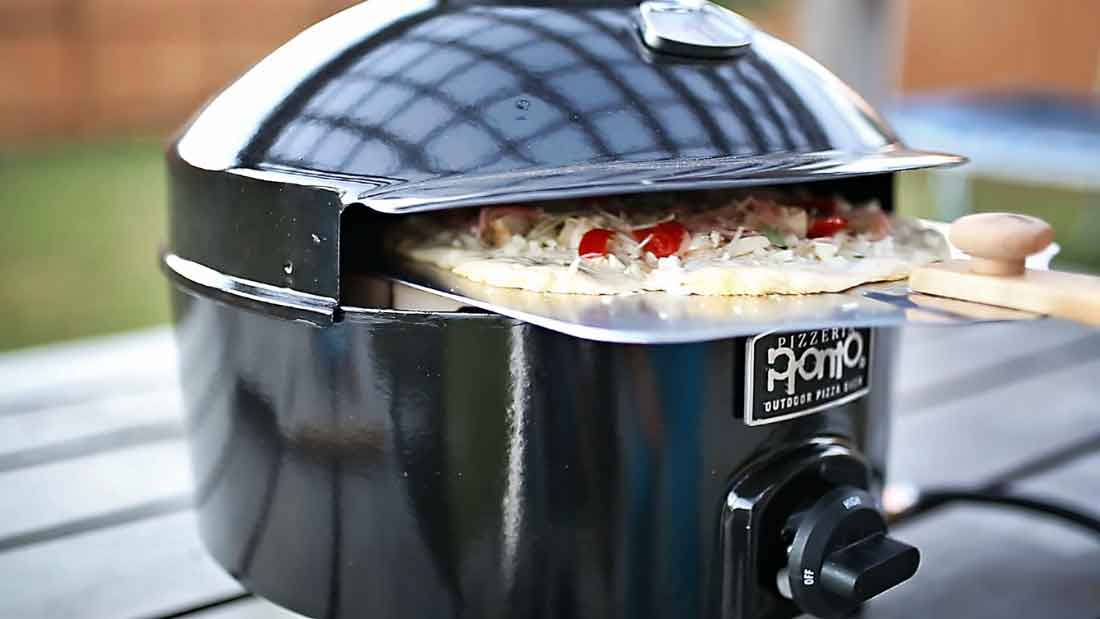 Totally awesome outdoor pizza oven the Pizzeria Pronto by Pizza Craft!
