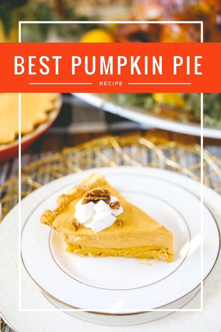 Amazing Pumpkin Chiffon Pie with Cream cheese!!!