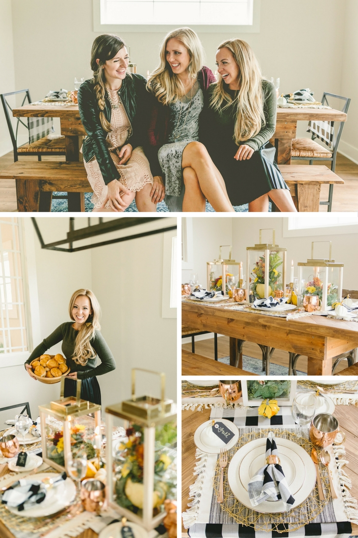 Friendsgiving! Everything you need to know to throw a wonderful Thanksgiving among friends!