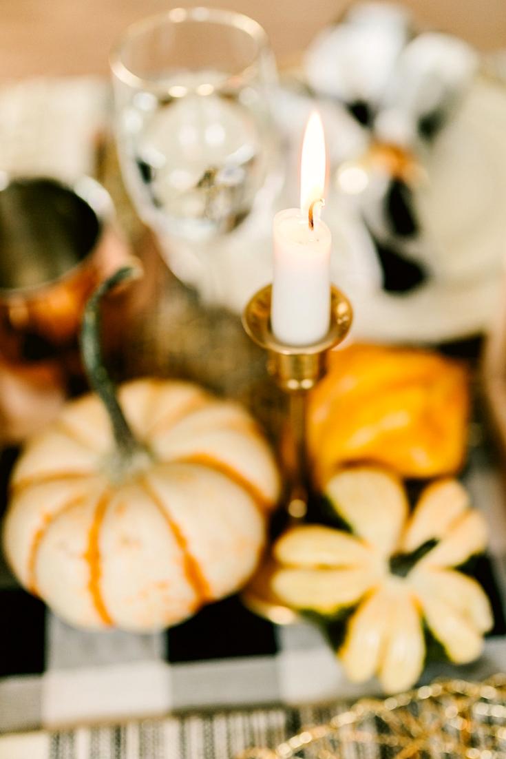 Pumpkin centerpieces for thanksgiving