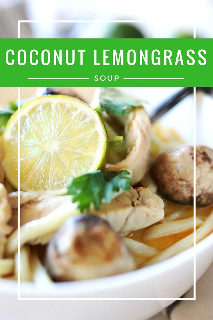 Amazing Thai Coconut soup!