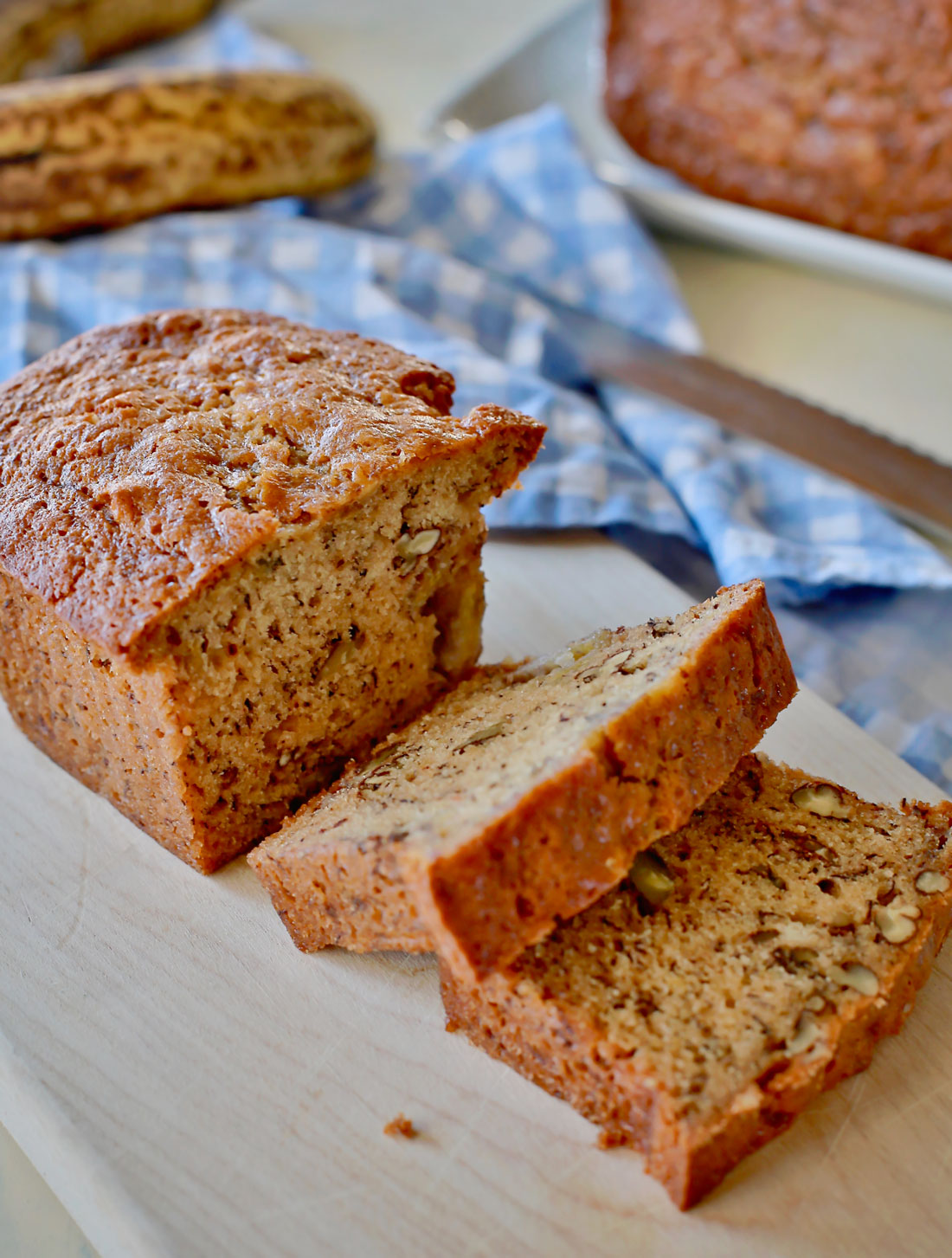 Best Ever Banana Bread Recipe Tangled With Taste