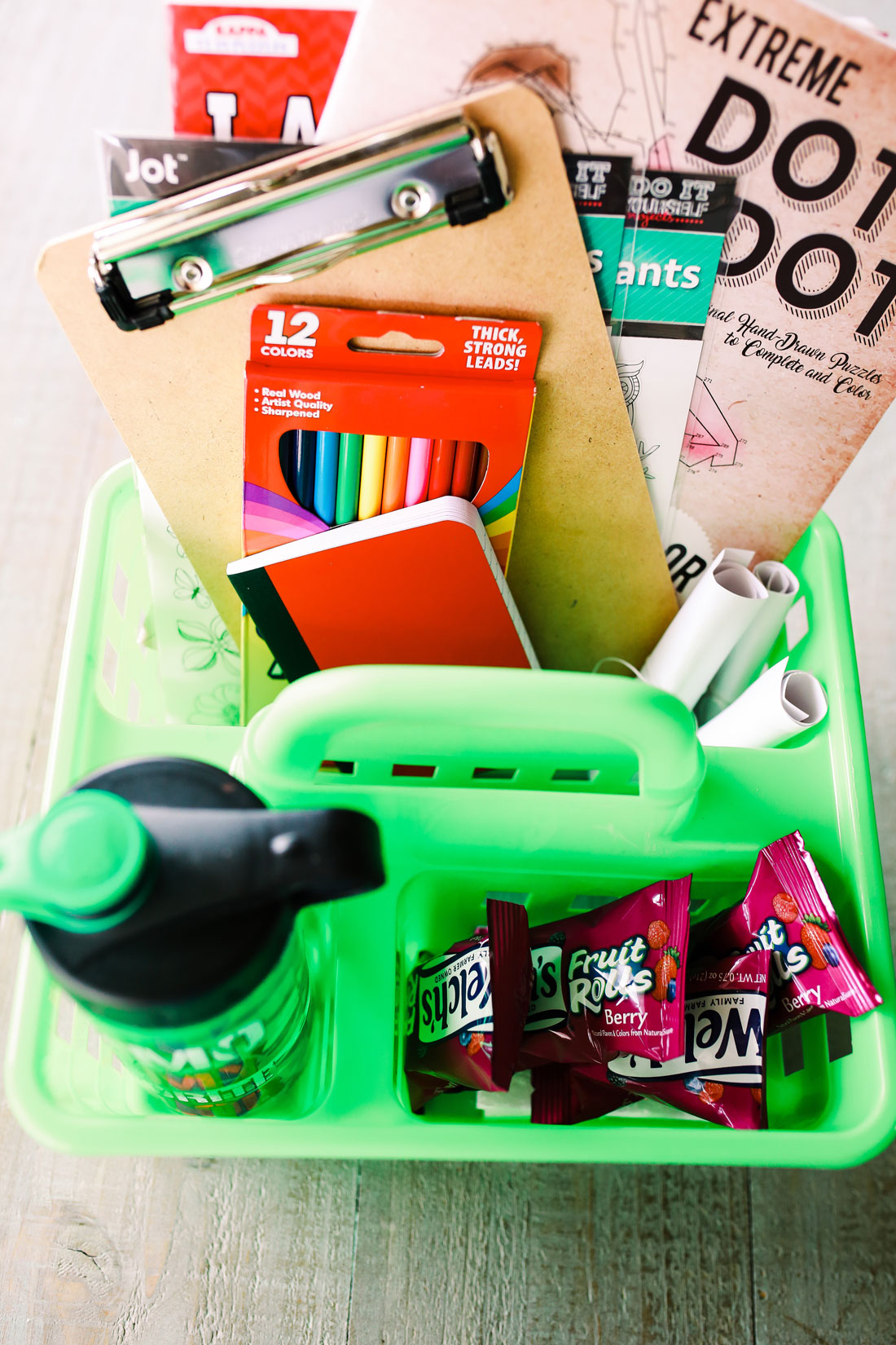 Road trip totes to make travel with kids easier
