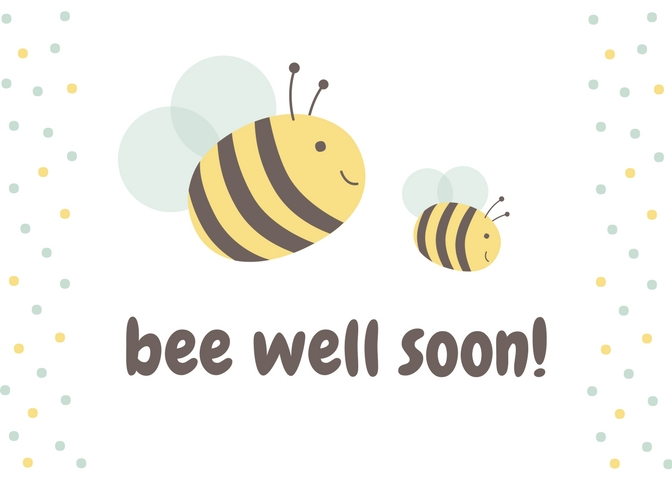 Free printable for get well soon basket!