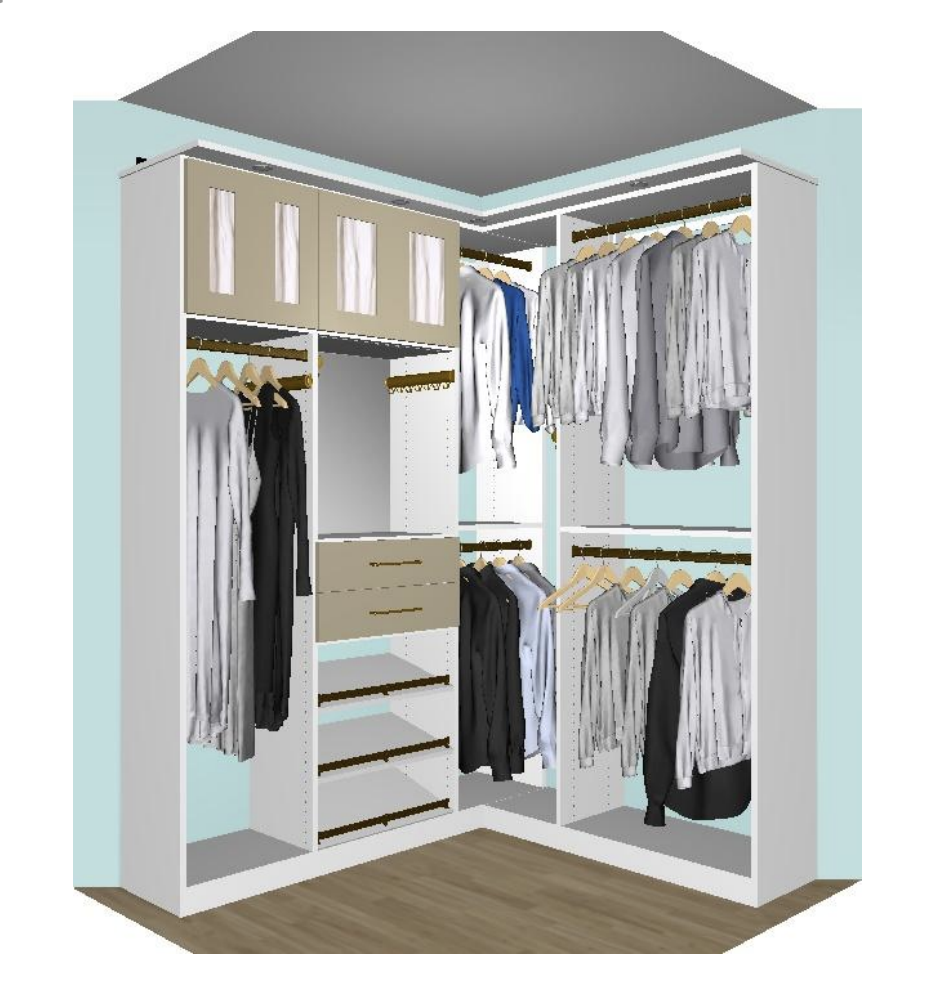 California Closets Helped Design A Customized E To Improve The Way I Live And Help Foster