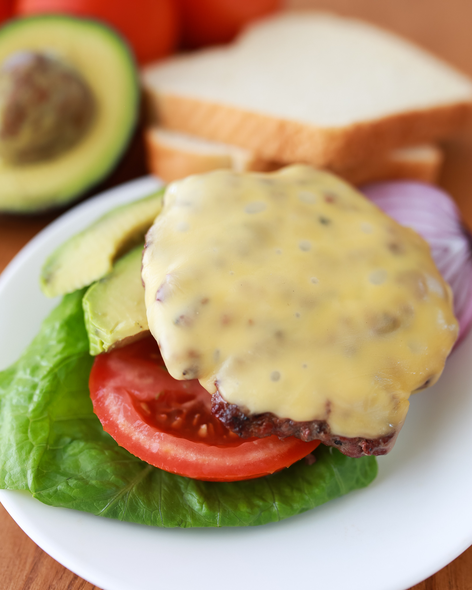 The best burger ever and so easy