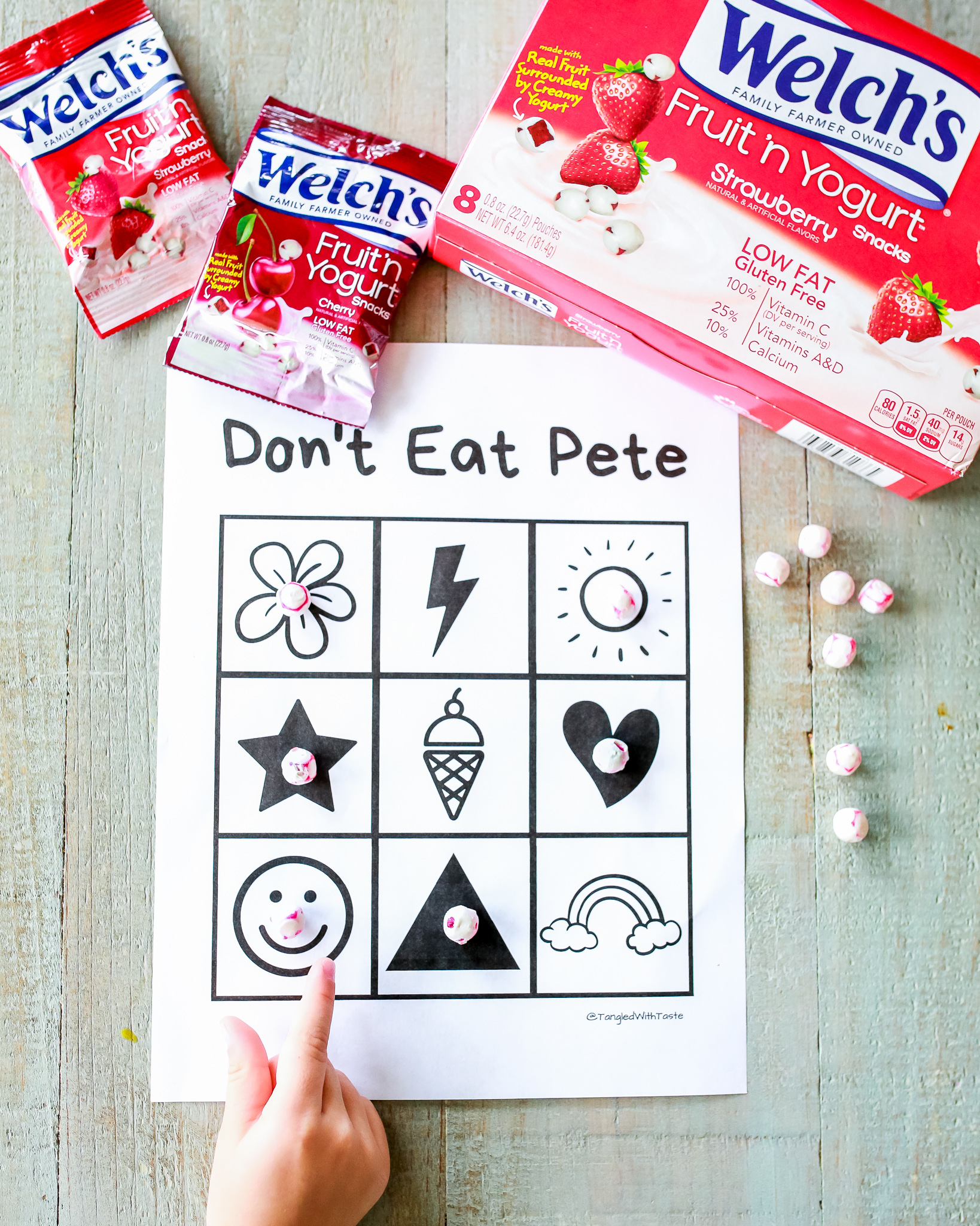 picture relating to Don T Eat Pete Printable named Dont Consume Pete Printable Activity Tangled with Flavor