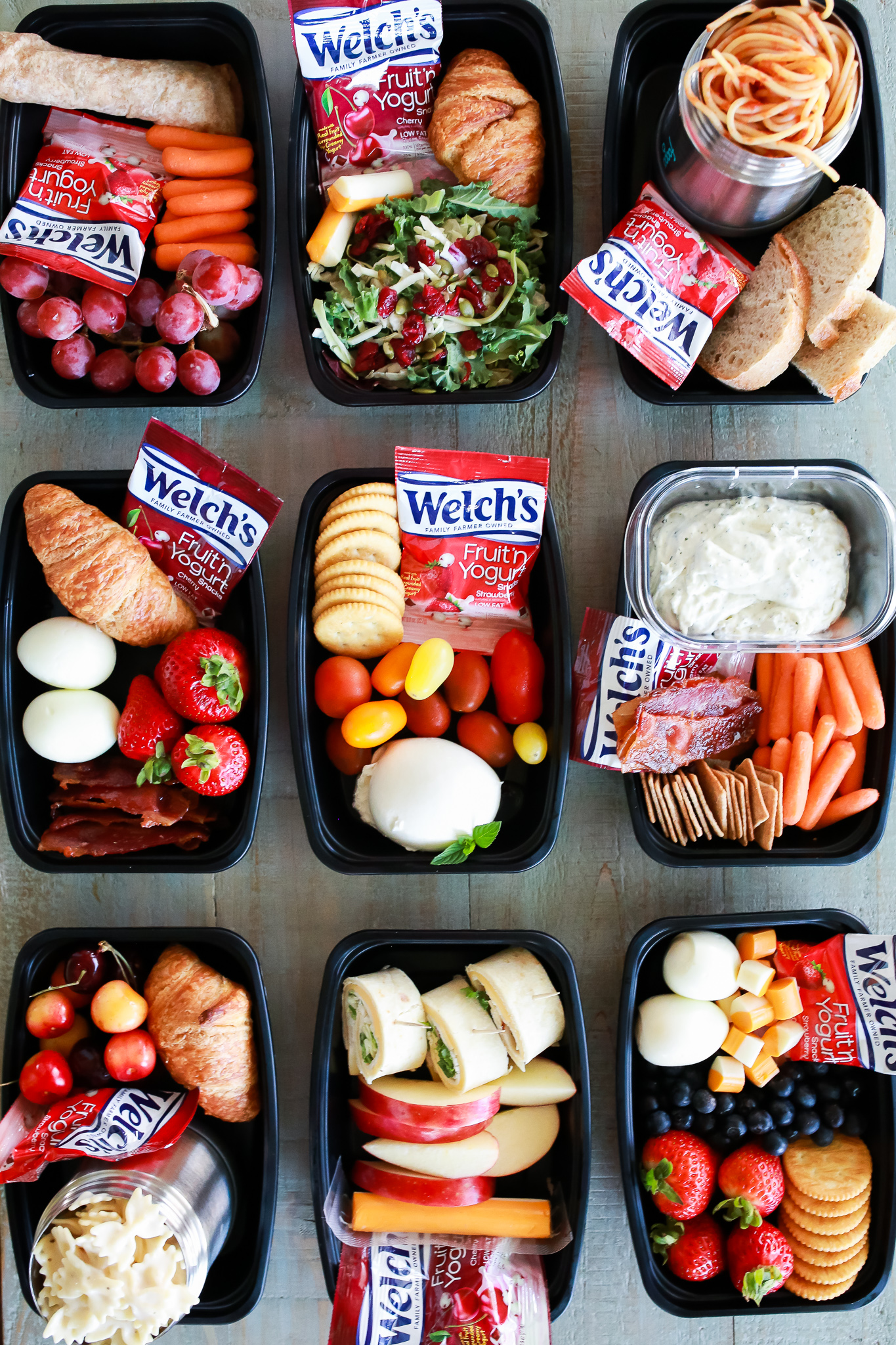 Kid Friendly School Lunch Box Ideas | Tangled with Taste