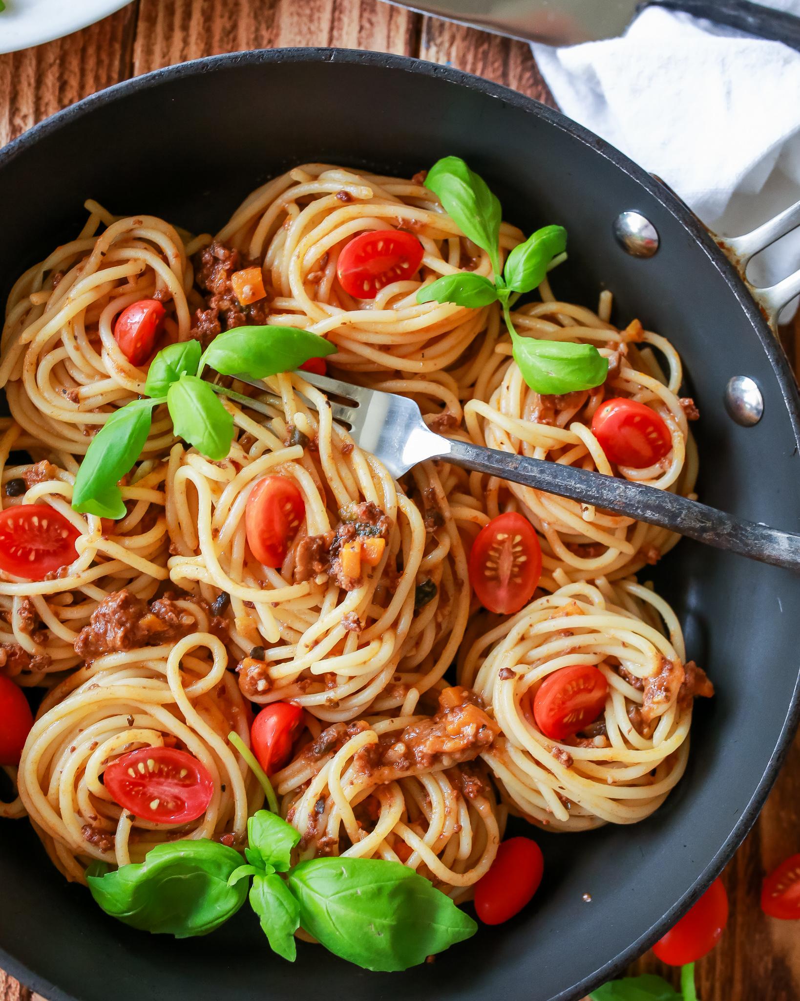 The best homemade spaghetti sauce recipe ever
