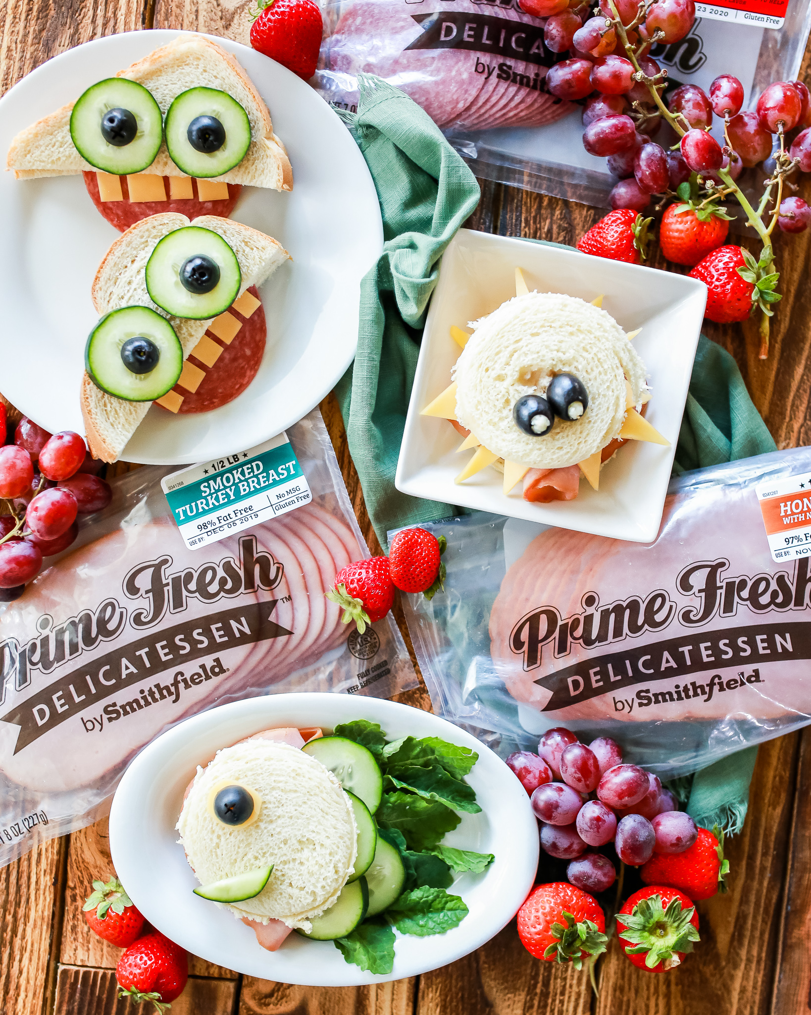 Sometimes it's hard making lunchtime exciting for your kids. Here are fun ideas to help make opening their lunch box your child's favorite part of the day.