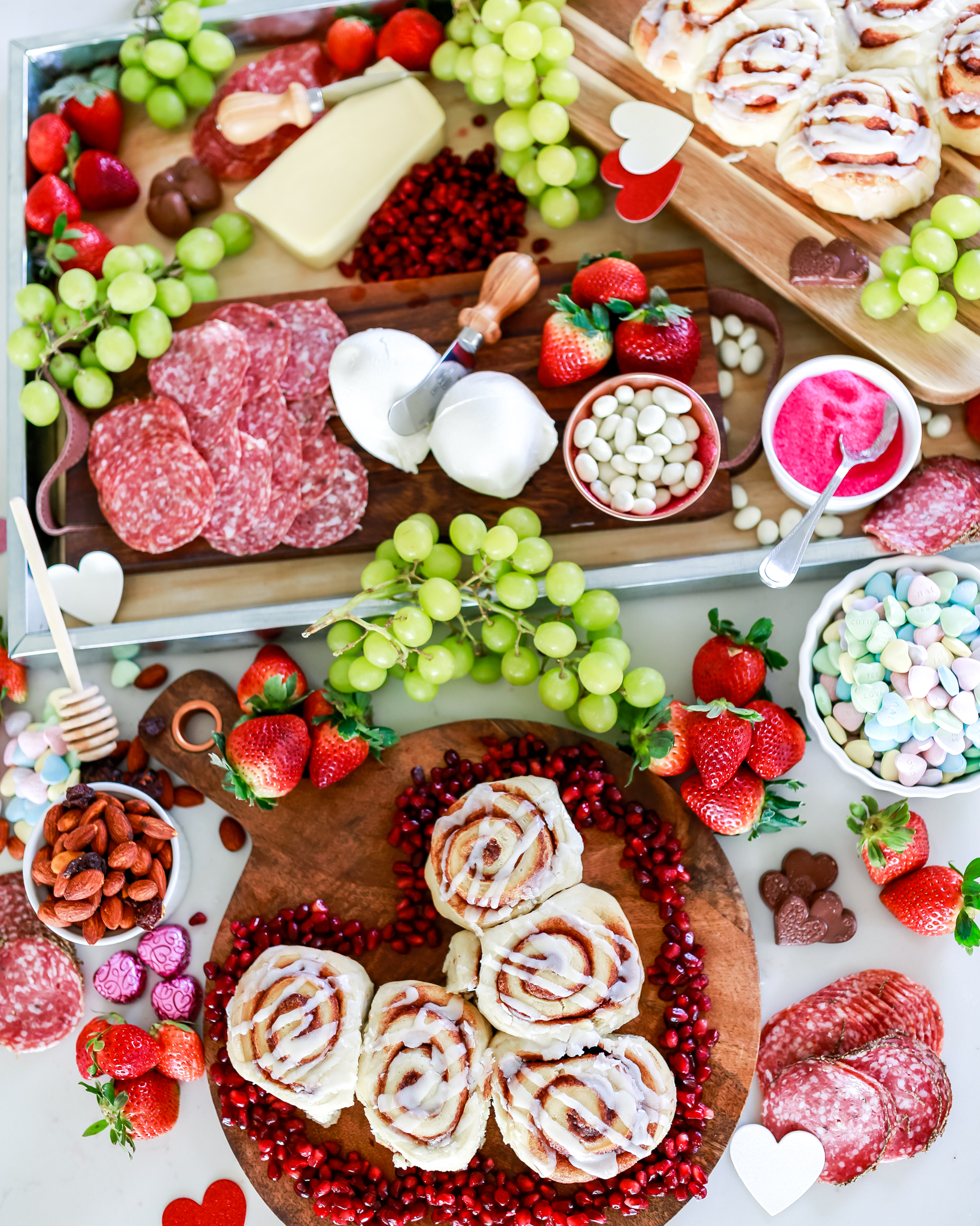 Best Dessert Charcuterie Board ever of all time tutorial!