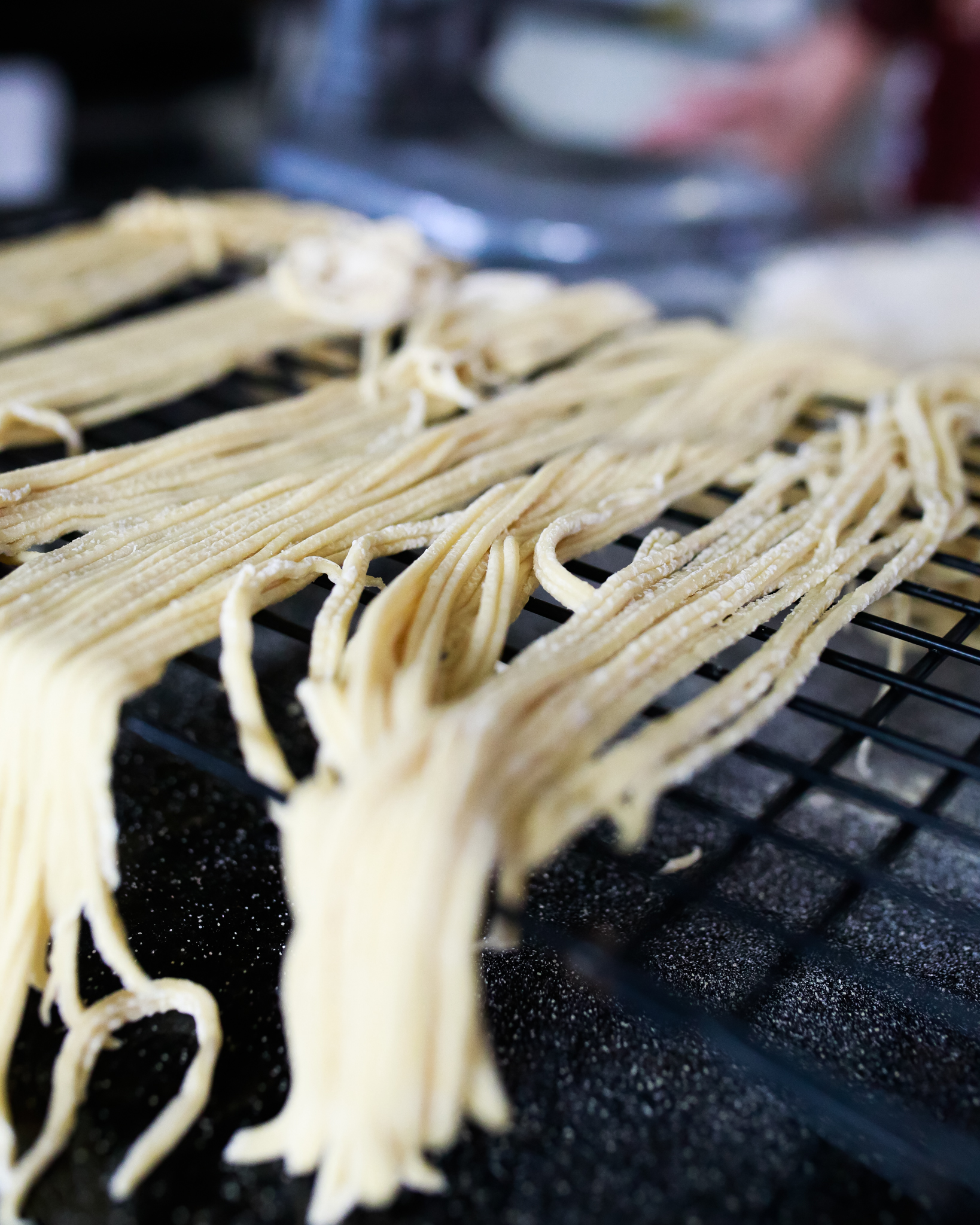 Simple but incredible homemade noodles recipe