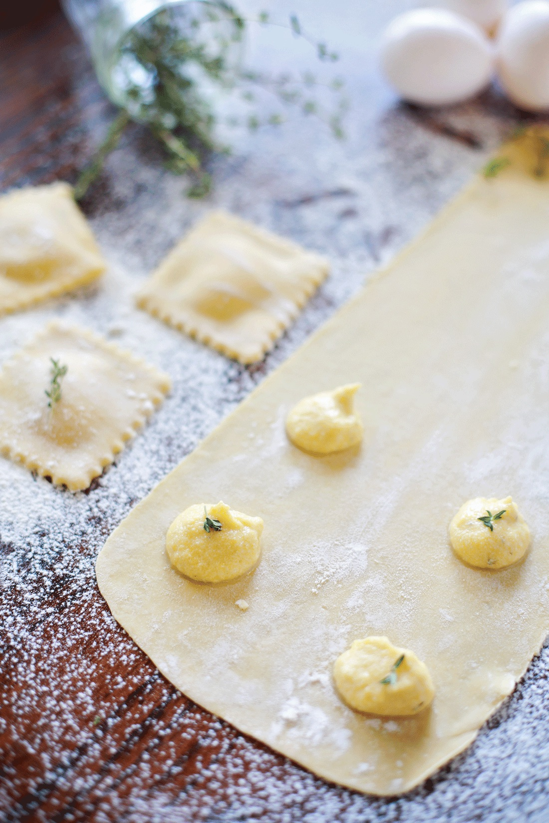 How to make ravioli from scratch
