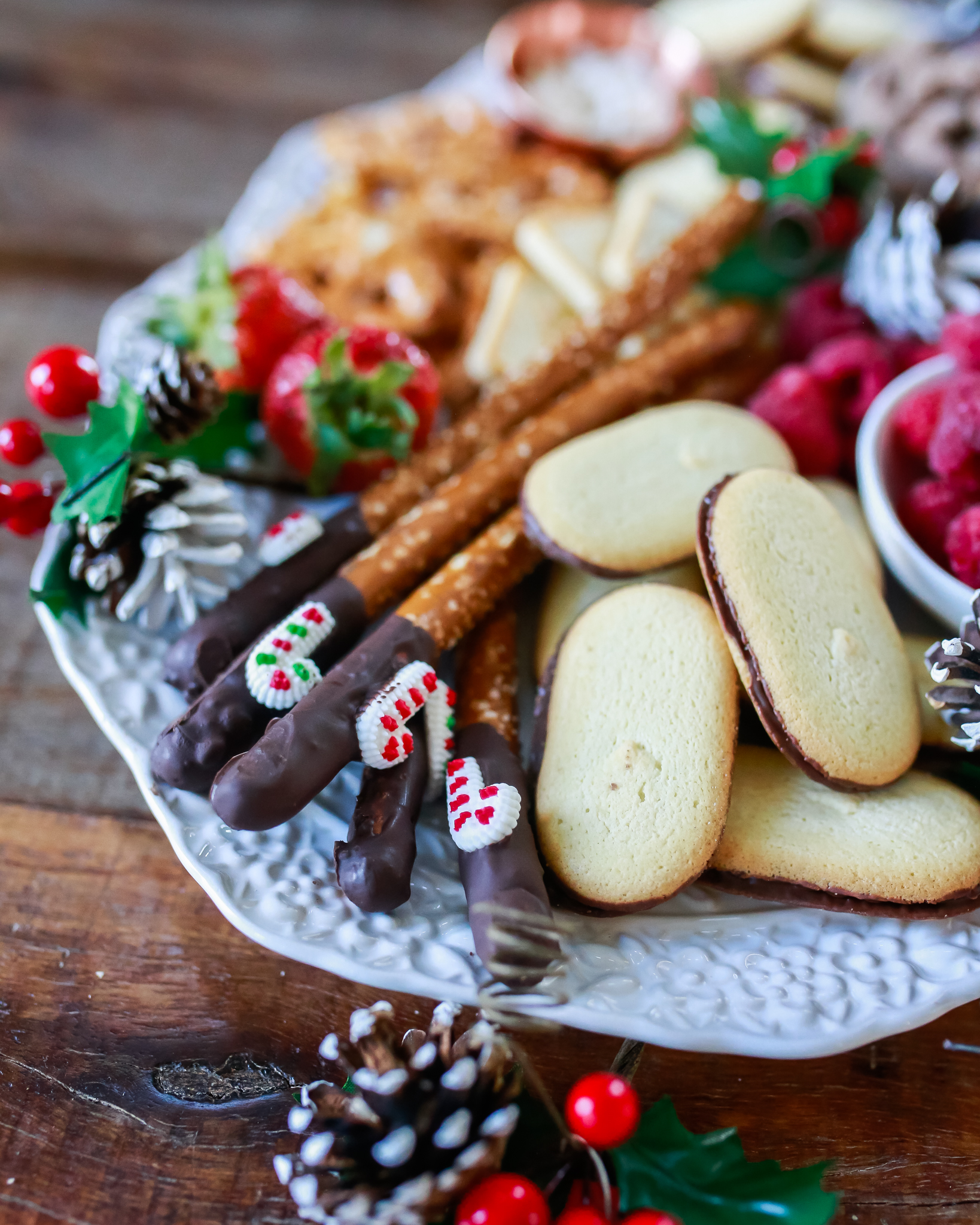 How to Holiday Treat Board