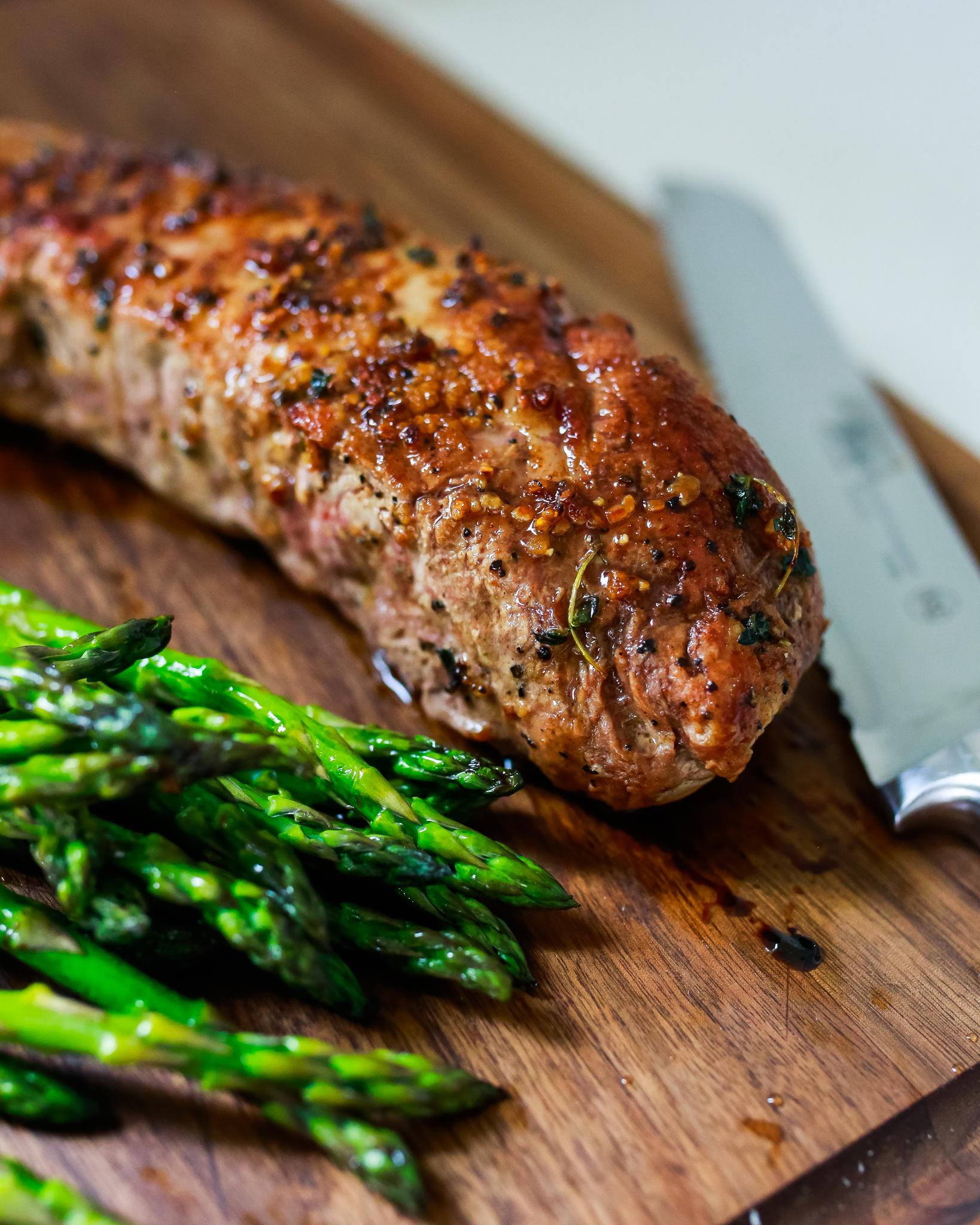 Super flavorful delicious pork tenderloin recipe